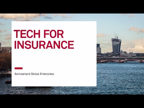 Tech for Insurance – What's next for the insurance industry in Switzerland and the UK?