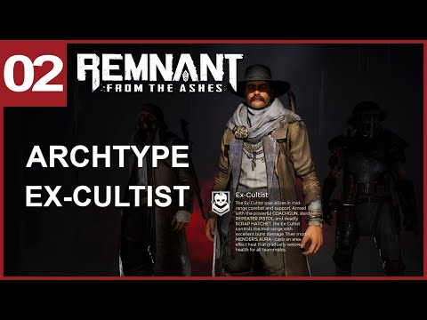 Remnant from the ashes Gameplay Walkthrough Archtype (PC Commentary) |