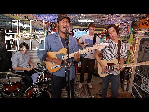 """CAMPUS SECURITY - """"Nothing On"""" (Live at JITV HQ in Los Angeles, CA 2017) #JAMINTHEVAN"""