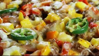 Nachos For Dinner - Healthy, Low-fat