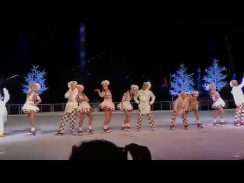 Winter Wonderland on Ice at SeaWorld Orlando: LIVE