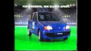 Fiat Seicento ad 1998