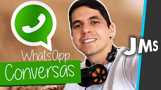 As Conversas do WhatsApp + Google Drive