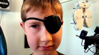 Extremely Reduced Eye Movement Ability in child with Nystagmus