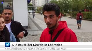 #Chemnitz - Es gab tatsächlich keine Ausschreitungen in Chemnitz? - Eine Bluttat und die Folgen