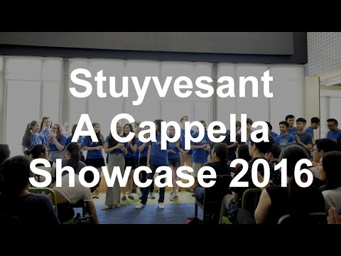 StuyHarmonics A Cappella Showcase