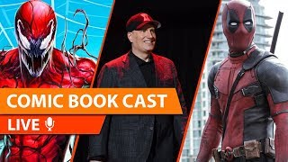 Major Marvel Shakeup changes all of Marvel, Deadpool 3 Major Update & More - CBC