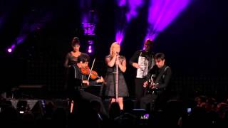 Kelly Clarkson - Dont You Want to Stay Live in Raleigh, NC YouTube Videos