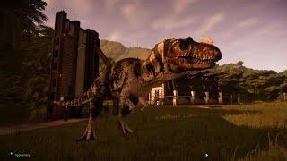 Разрушительные бури - Jurassic World Evolution 04