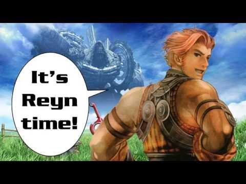 Xenoblade Battle VA: Reyn time!