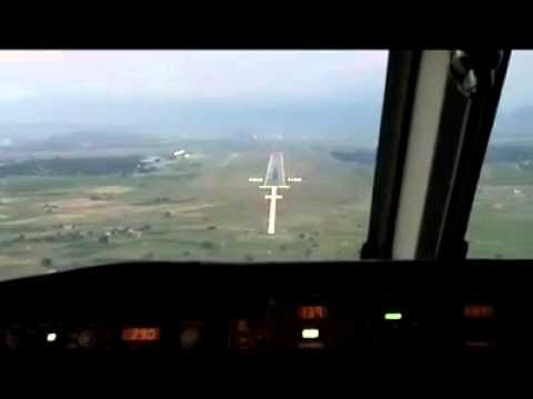 Aerodrom Podgorica - Fokker 100