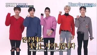 [ENG SUB] Weekly idol SHINee -  Ep 272