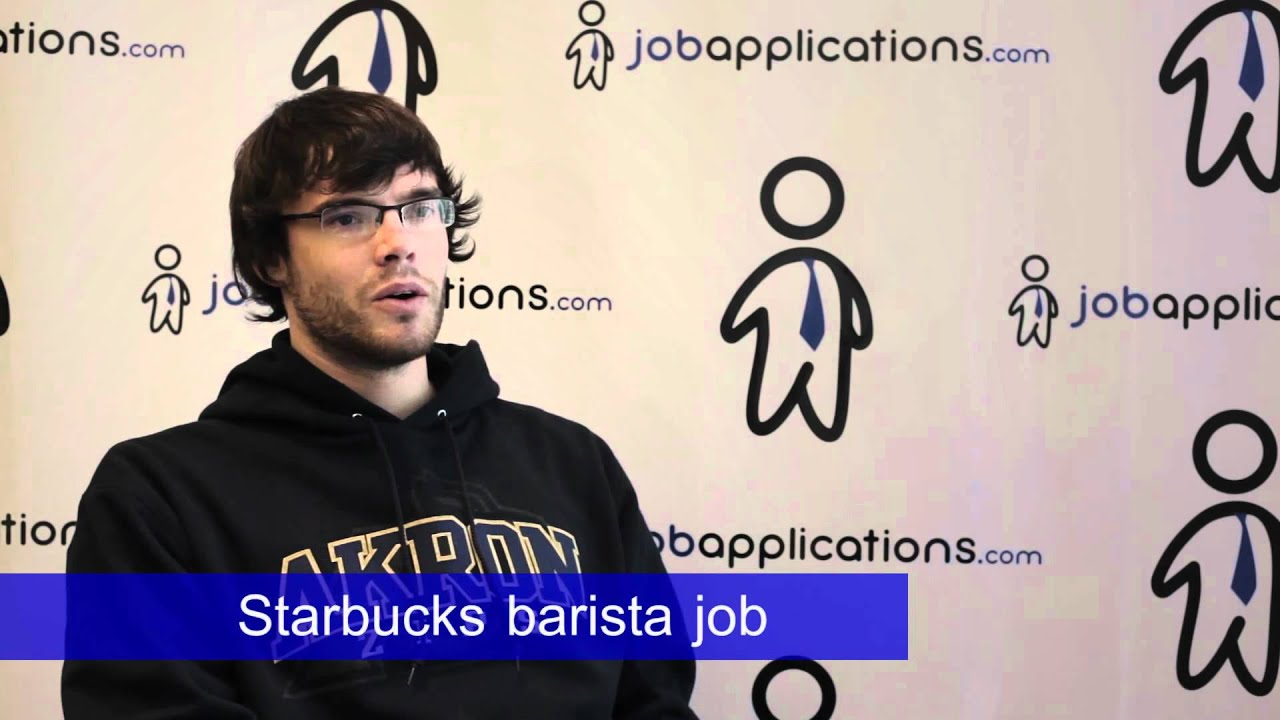 Starbucks Interview   Barista 2