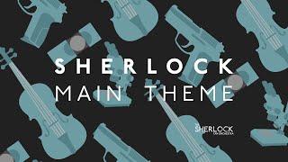 Sherlock Main Theme - The Sherlock Fan Orchestra Debut