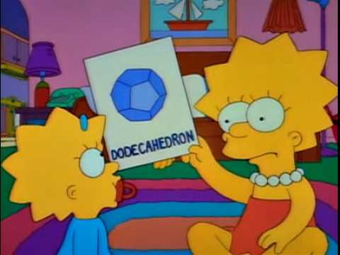 dodecahedron youtube