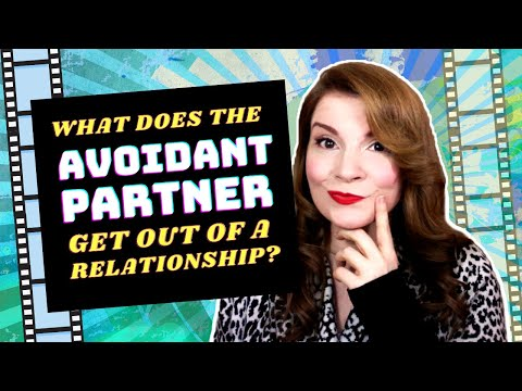 Dating an avoidant attachment man