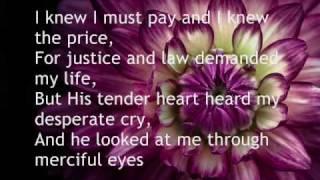 Mercy Saw Me (With Lyrics)