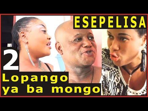 LOPANGO YA BA MONGO 2 Modero Fatou Blandine Mayo Batista ESEPELISA THEATRE CONGOLAIS NOUVEAUTÉ 2017