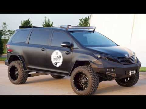 The Ultimate Utility Vehicle by Toyota UUV