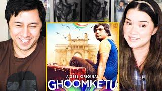 GHOOMKETU | Nawazuddin Siddiqui | Anurag Kashyap | Zee 5 | Trailer Reaction | Jaby Koay