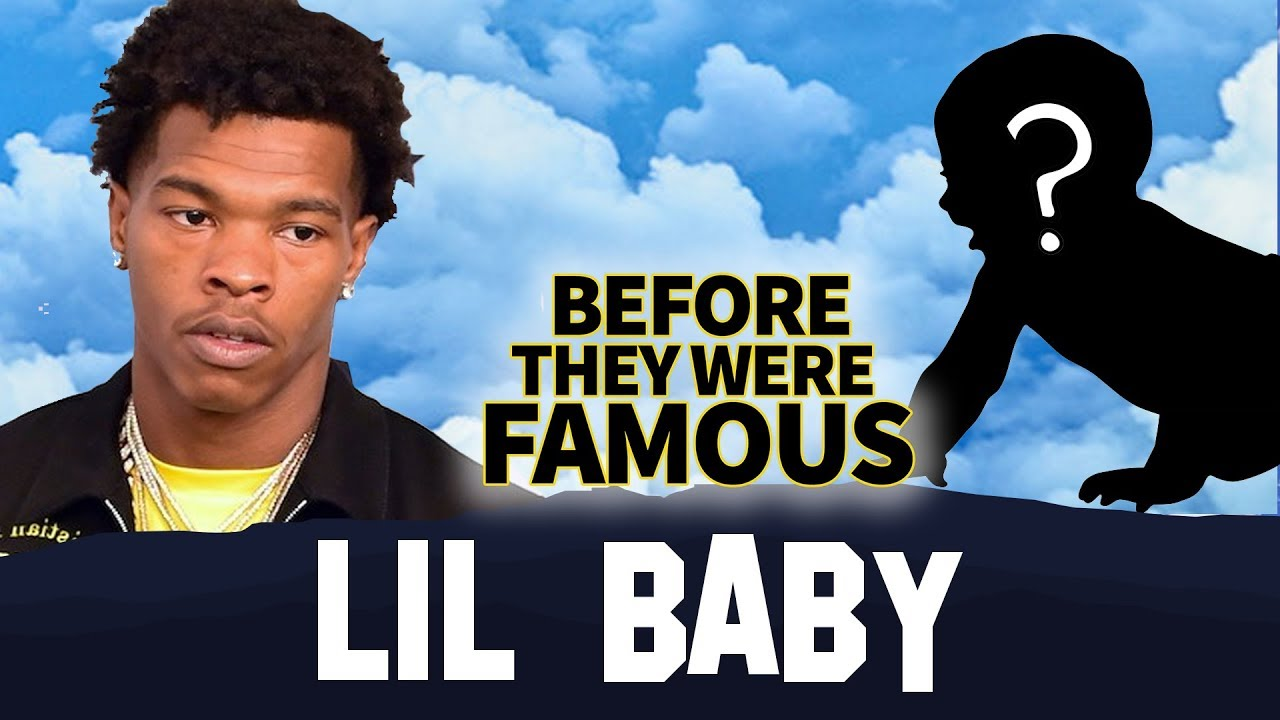 LIL BABY   Before They Were Famous   Rapper Biography