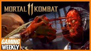 Mortal Kombat 11 New Fatalities, Brutalities, Gameplay! - Gaming Weekly