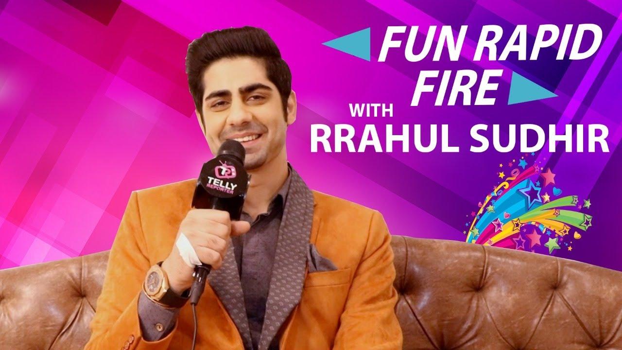 Download Rrahul Sudhir aka Vansh Plays A Fun Rapid Fire With Telly Reporter   Ishq Mein Marjawan 2   IMM 2