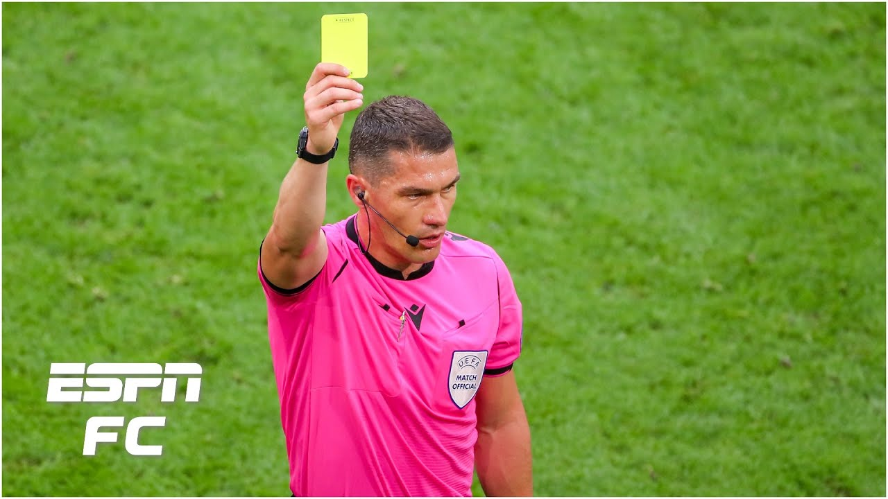 Why are the 2020 Euros refereed differently than club matches? | Extra Time | ESPN FC