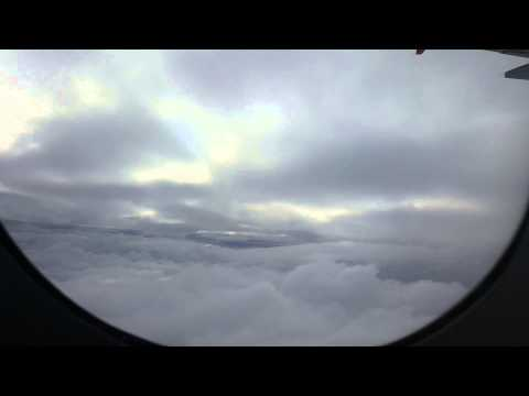 Aeroflot Airbus A320 takeoff from Sheremetyevo International Airport (Moscow (SVO))