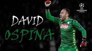 David Ospina Vs Paris Saint Germain 24/10/2018 UEFA Champions League