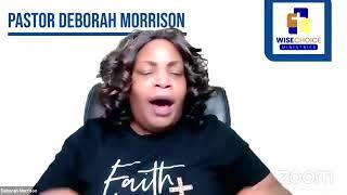 Pastor Deborah Morrison