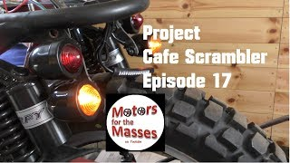 Cafe Scrambler Project episode 17