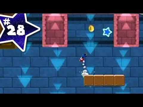 Super Mario Galaxy 2 100% Walkthrough Part 28: Gravity of the Situation