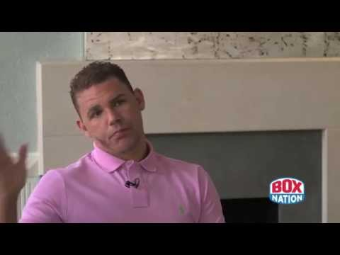 Billy Joe Saunders interview