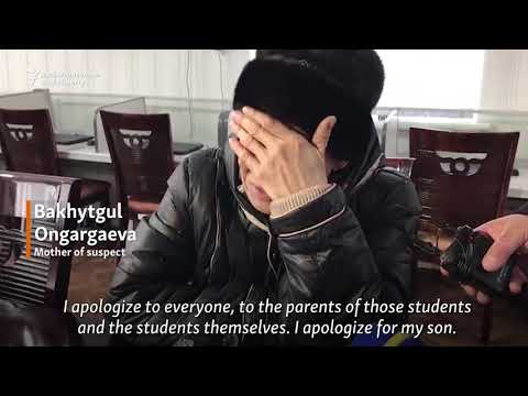 Kazakhstan Shocked By Brutal School Bullying Video