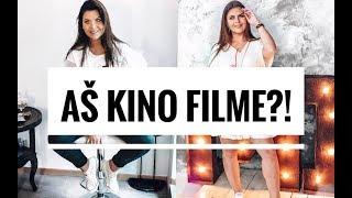 Vlog #95: Aš kino filme?!