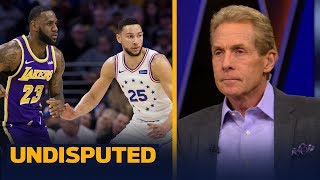 Download Lakers trading LeBron for Ben Simmons would make 'great sense' — Skip Bayless | NBA | UNDISPUTED Mp3 and Videos