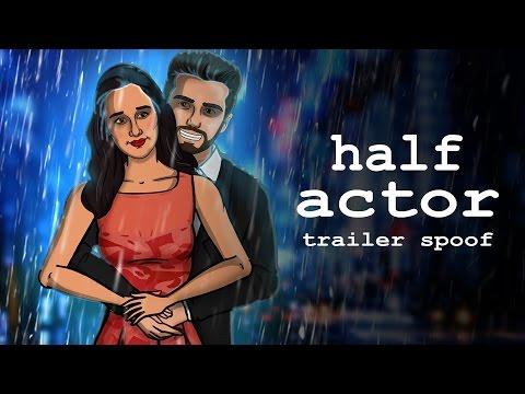 Half Girlfriend Trailer Spoof    Shudh Desi Endings