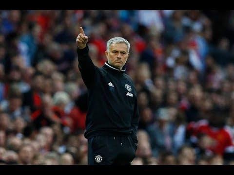 Jose Mourinho tactics at Manchester United