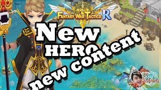 CMPanda Teaser | Fantasy War Tactics R : New hero and content