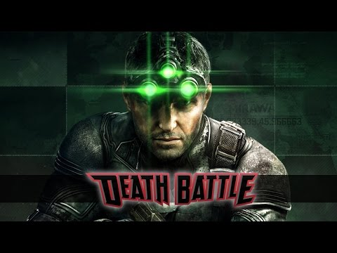 Sam Fisher Drops Into DEATH BATTLE!