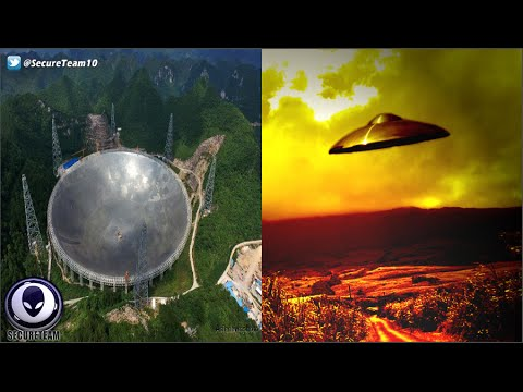 Saucer UFO Stuns Family! Alien Landing In Africa, Mars Machine & More 9/10/16