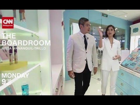 CNN: The Boardroom – Happy Skin | Rissa Mananquil Trillo