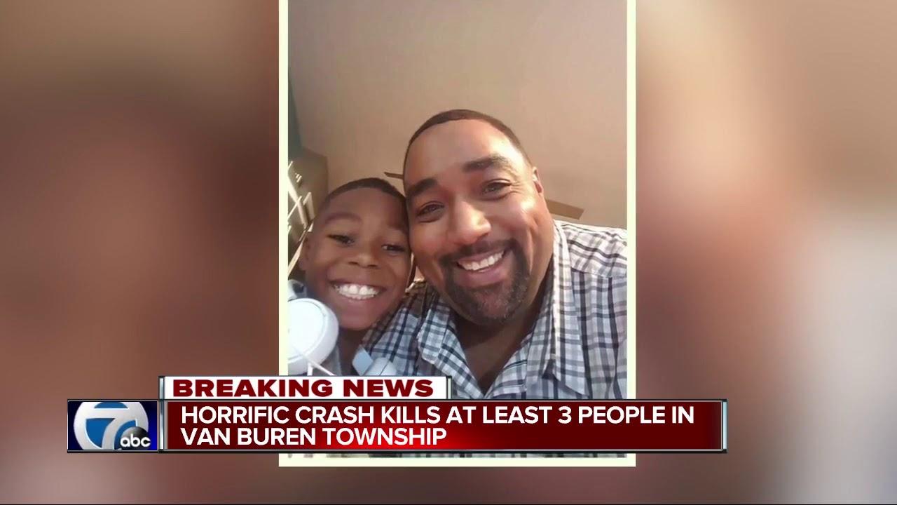 3 people killed in Van Buren Township crash, Belleville and Ecorse roads  shut down