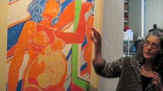 Helen Redman, Pioneer of Feminist Art