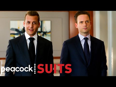 ''We Didn't Come Here For A Quote-Off.'' | Suits