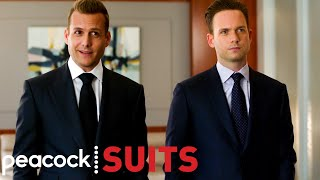 ''We Didn't Come Hęre For A Quote-Off.''   Suits