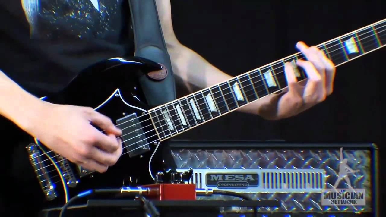 mxr custom badass 39 78 distortion guitar pedal review gearup on tmntv youtube. Black Bedroom Furniture Sets. Home Design Ideas