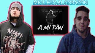 Reacción | Cyclo | A Mi Fan | Me Llego al Corazón | Pablo Melgazi