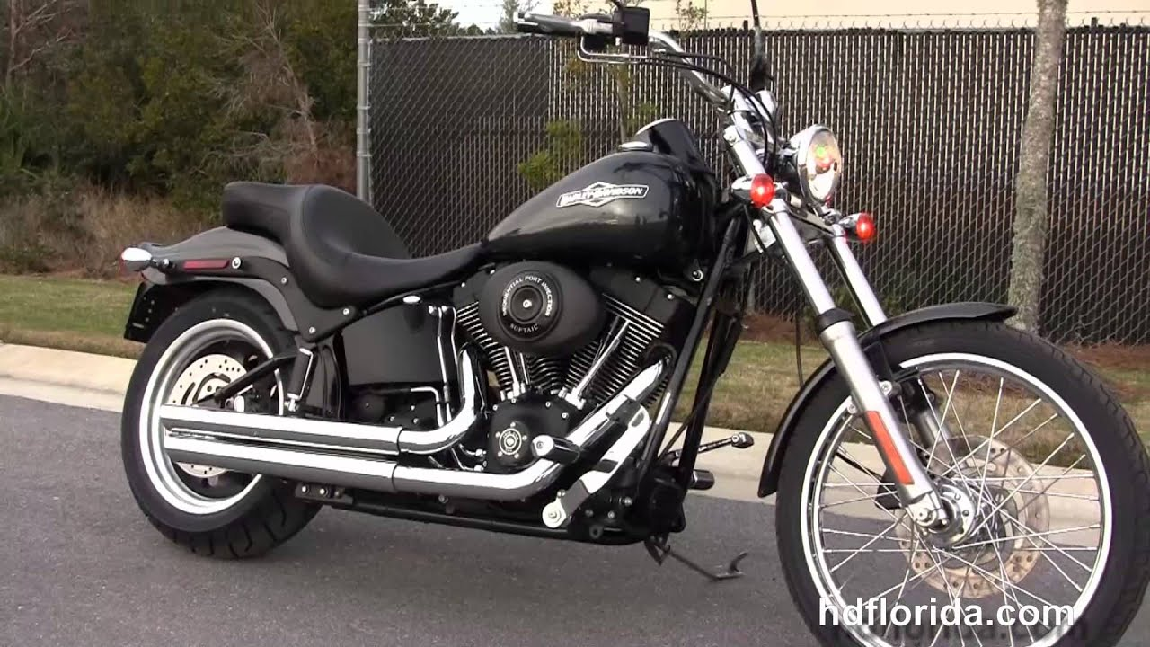 used 2006 harley davidson fxstb night train motorcycles for sale youtube. Black Bedroom Furniture Sets. Home Design Ideas